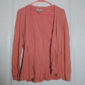 Coral Knit Open Cardigan - SP
